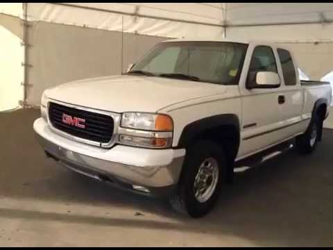 2000 gmc sierra 2500 extended cab slt 4wd for sale in lethbridge youtube 2000 gmc sierra 2500 extended cab slt 4wd for sale in lethbridge