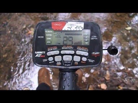 a7e84fb5562 The New Garrett AT Max Metal Detector: An Aquachigger Update - YouTube