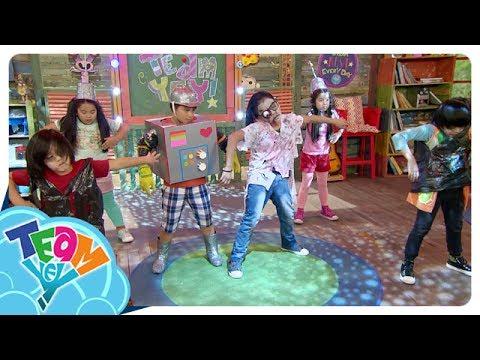 Galaw Go: Robot and Zombie Dance Mash up | Team Yey Season 2