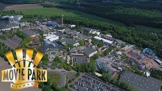 MOVIE PARK GERMANY im Wandel der Zeit - Der Film Freizeitpark in Deutschland - Ride Review