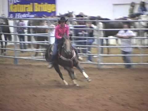 Nicole Love On Megs Bay Money 2007 NBHA Colonial Nationals