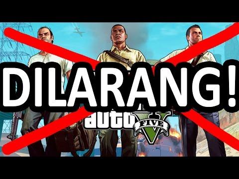 TAG BLAST - 15 Game Akan di Blokir di INDONESIA!!