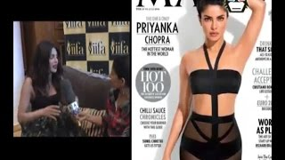Watch: Priyanka Chopra opens up on armpit controversy waving over Maxim cover