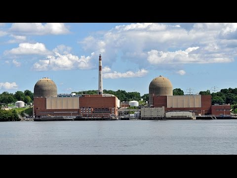 """Chernobyl on the Hudson"": Eco activists warning on Indian Point"