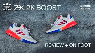 adidas ZX 2K BOOST (Review + On Foot)