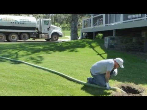 Septic Pump Out in Tallmadge