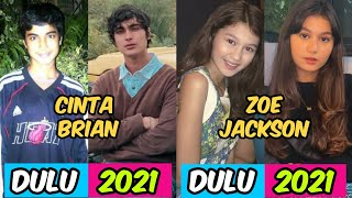 Transformasi Pemain Sinetron Buku Harian Seorang Istri SCTV 2021, FT Zoe Abbas Jackson & Cinta Brian