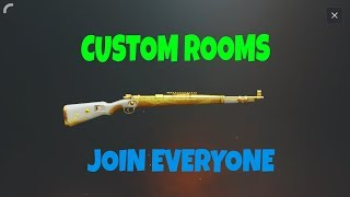 PUBG Mobile Custom Rooms Hindi India Live