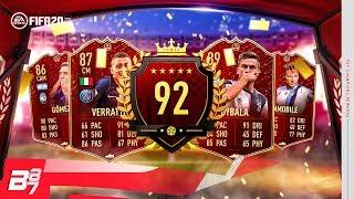TOP 100 REWARDS! THE RETURN OF FUT CHAMPIONS!   FIFA 20 ULTIMATE TEAM