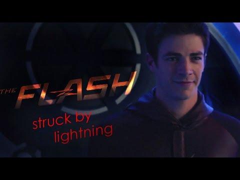 struck by lightning | The Flash