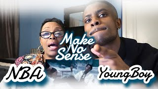 """YoungBoy Never Broke Again - Make No Sense [Official Music Video] """"MOM REACTS"""""""