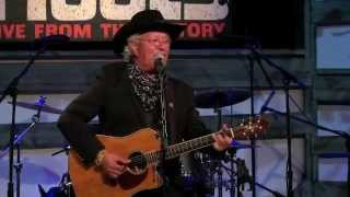 """Ride Cowboy Ride"" Rex Allen Jr. live from Music City Roots"