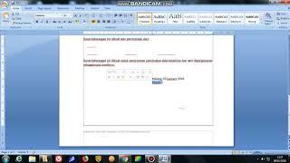 [Tips] Cara Menambah Footer Lokasi File  di MS Word 2007, 2010