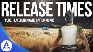 PUBG Xbox: RELEASE TIMES ANNOUNCED, Exclusive Xbox DLC Items, Interactive Map & More!