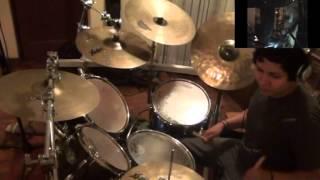 "Pablo Rodriguez GOMEZ-Behemoth ""Kriegsphilosophie"" (DRUM COVER)"
