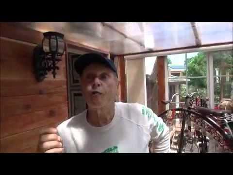 Steve Stevens' Solar-Powered Home (NOT on the 2012 tour)