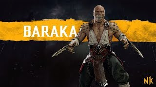 THE LAST HURRAH ;_; Baraka MK11 Gameplay With Dink!