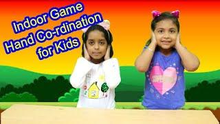Indoor Game Hand Co-Ordination for Kids/indoor kid activities near me/fun indoor activities for#kids