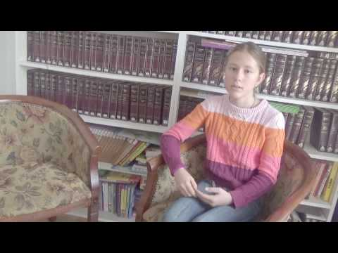 Изображение предпросмотра прочтения – «ученики 6 класса часть 2» читает произведение «Необычайное приключение, бывшее сВладимиром Маяковским летом надаче» В.В.Маяковского