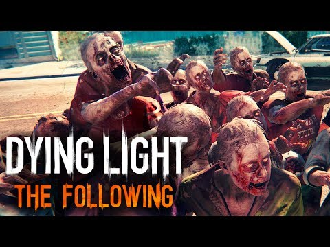 DYING LIGHT THE FOLLOWING #09 - ZONA DE QUARENTENA e o TREM FOQUETE (CO-OP PT-BR)