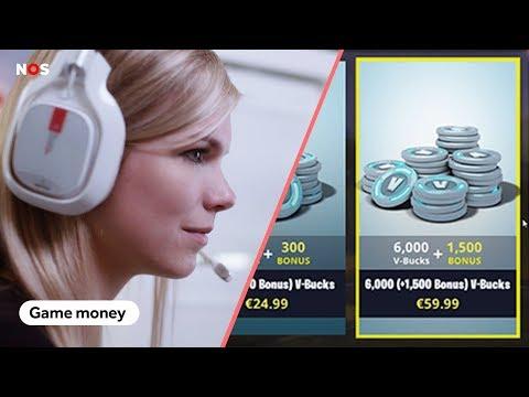 Fortnite en GTA: zo stromen de miljarden binnen