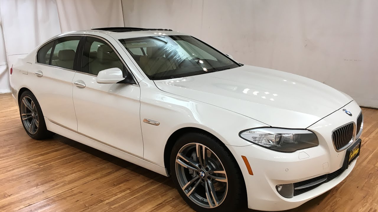 2013 bmw 5 series 535i xdrive awd navigation moonroof rear cam carvision youtube. Black Bedroom Furniture Sets. Home Design Ideas