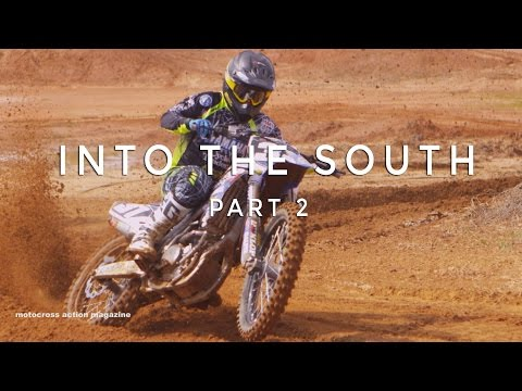 Martin Brothers rip up Ricky Carmichael's Farm - Into the South Part 2