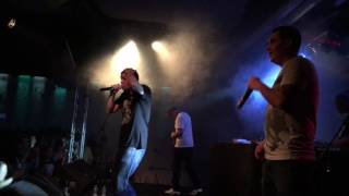 Upsurt @ Das Bett Frankfurt - Hip-Hop / Ъпсурт - Хип-хоп