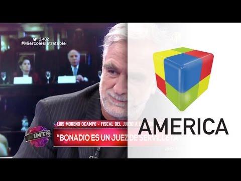 Moreno Ocampo: No defendería a Cristina Kirchner