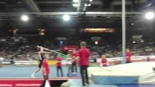 Tim Lobinger - Sparkassen Cup - Stuttgart - 05.02.2011 - 5.60m