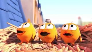 Смешная короткометражка 'Голуби те же дети' | Лучшие мультики для детей и взрослых
