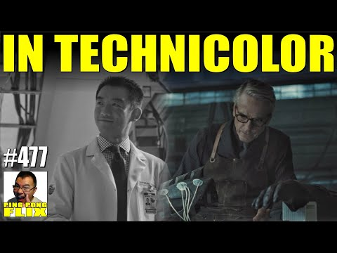 IN TECHNICOLOR – Snyder Cut Reveals Ryan Choi And Alfred In Color, Justice League Dark