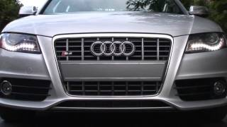 Drive time review of the new 2010 audi s4 quattro auto s-tronic sedan by critic steve hammes click to subscribe! http://bit.ly/subtestdrivenow check out...