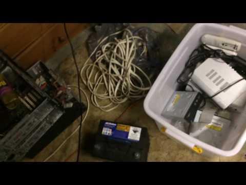 Random Things 008: Marine Battery, Solar Power Battery Bank And More.
