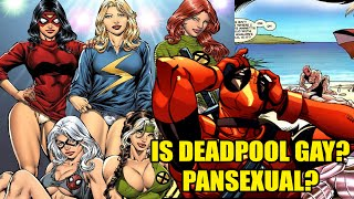 What is Deadpool's Sexuality? Gay? Pansexual? - [DaFAQs]