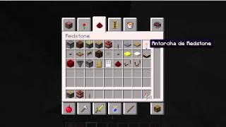 Minecraft Tutorial- Vision de rayos-X sin mod :D muy efectivo!!