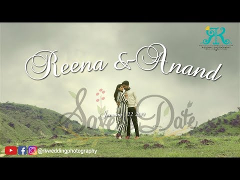 REENA & ANAND || SAVE THE DATE || UDAIPUR