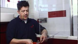 How to fit a shower seal - Shower Seals UK