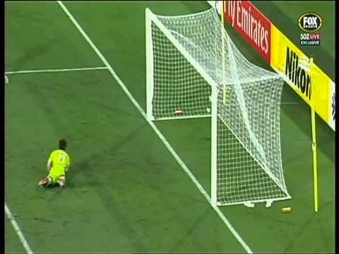 Brandon Borrello Goal Brisbane Roar Vs Suwon