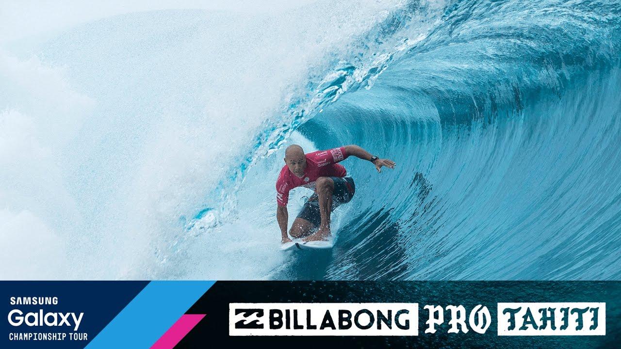 091af8d7e0 Kelly Slater s Perfect Heat Recap - Billabong Pro Tahiti 2016. World Surf  League
