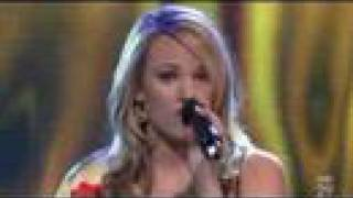 American Idol - Alaina Whitaker - I Love You More Today