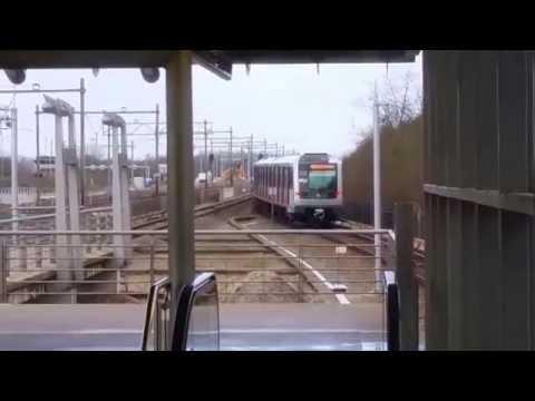 Amsterdam Metro 2015 part 3 line 50