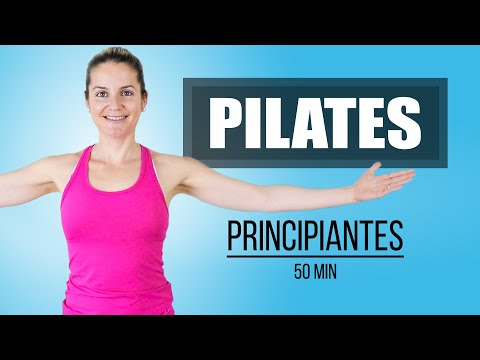Pilates Para Principiantes - 50 Minutos