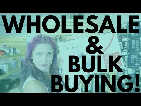 Let's Talk Wholesale & Bulk Buying For eBay & Amazon! | RALLI ROOTS
