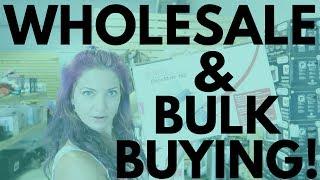 Let's Talk Wholesale & Bulk Buying For eBay & Amazon! | RALLI ROOTS