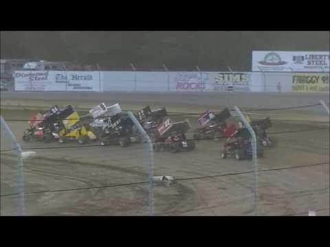 Sharon Speedway ASCoC Heat 3