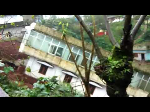 A home being slipped down due to erosion.. Kerala suffering Mp3