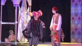 Новогоднее представление Восточная сказка в ГДК г. Белорецка