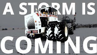 The Storm Has Arrived!