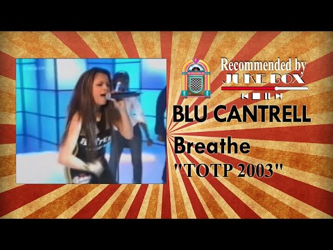 Blu Cantrell - Breathe [Top Of The Pops 2003]